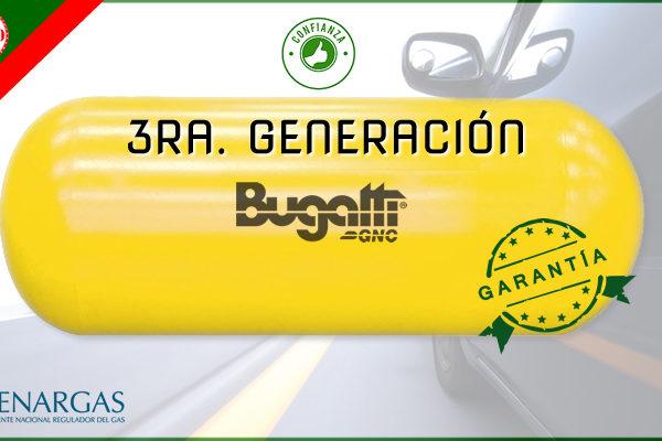 3RA GENERACION GNC