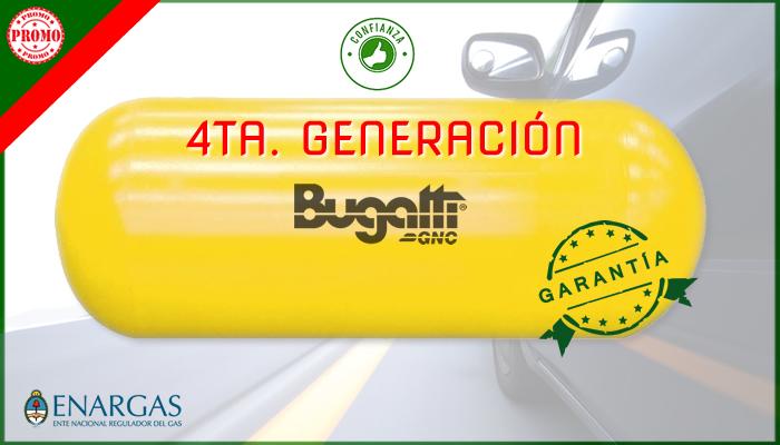 4TA GENERACION GNC