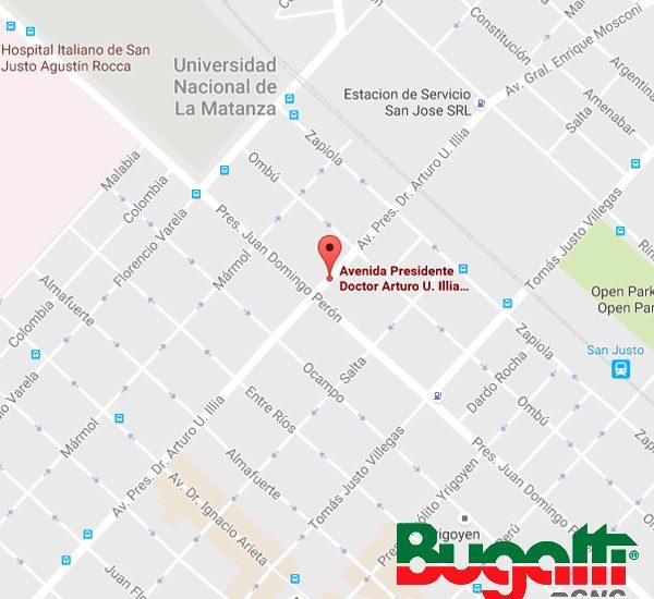San Justo Centro